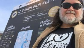 Zurich Film Festival Reviewer Greg Hamilton